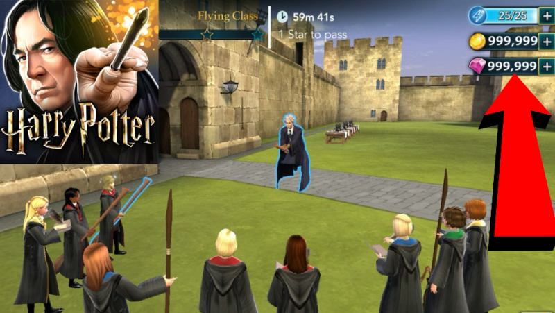 Harry Potter Hogwarts Mystery Hack Free Gems and Coins No